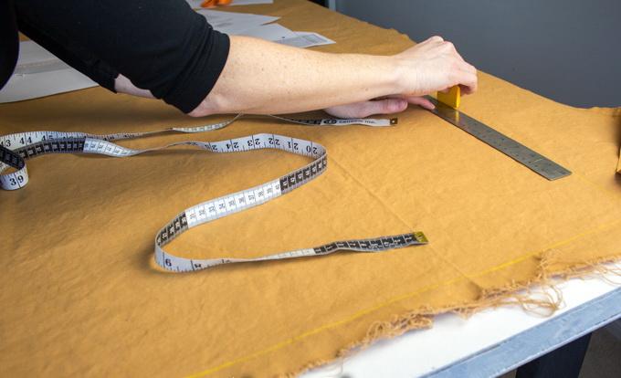 Как сшить фартук своими руками - подготовьте детали